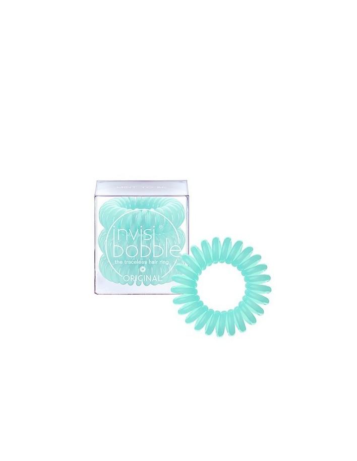 Κοκαλάκια Μαλλιών Invisibobble Traceless Hair Ring Mint To Be 3x